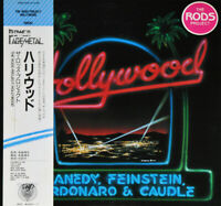 THE RODS PROJECT - HOLLYWOOD, ORG 1986 JAPAN PROMO vinyl LP + OBI, MINT-!