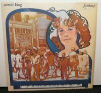 CAROLE KING FANTASY (VG+) SP-77018 LP VINYL RECORD