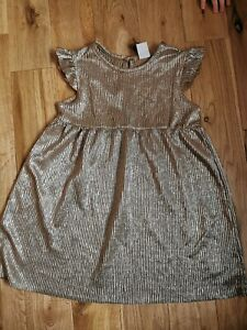 Baby Girl Party Christmas Dress 18-24 Months h&m