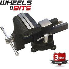Hierro Fundido 90mm Hogar vice mandíbulas de acero endurecido herramienta de montaje de mesa de trabajo Hágalo usted mismo D4000