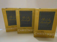 3 Boxes Blank Inside Christmas Holiday Cards All Is Calm All Is Bright Envelopes