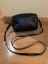 Longchamp 2.0 Crossbody Bag Black Leather NWOT