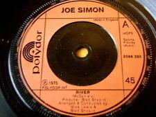 """Joe Simon-River 7"""" Vinilo"""