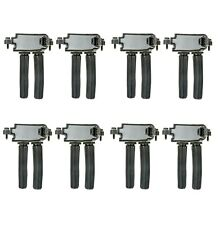 Set of 8 Delphi Direct Ignition Coils for Chrysler 300 Dodge Jeep Ram V8