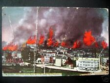 San Francisco CA~ THE GREAT FIRE April 18 to 21 1906