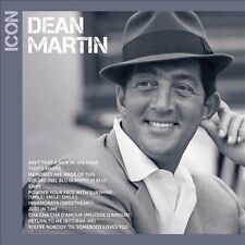 Icon by Dean Martin (CD, Oct-2013) Free Shipping!