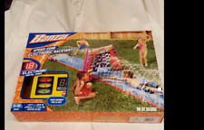 Banzai Speed Zone Electronic Racing Slide Kids Outdoor Play Summer Heat Children