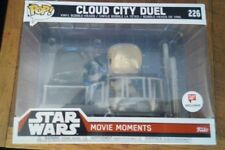 FUNKO POP! CLOUD CITY DUEL STAR WARS MOVIE MOMENTS 226 WALGREENS EXCLUSIVE