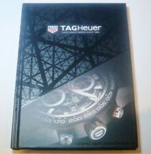 BRAND NEW TAG Heuer Don't Crack Under Pressure 2016 2017 Watch Book Catalogue
