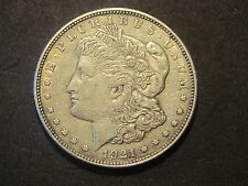 Circulated 1921 D Morgan Silver Dollar Ungraded Uncertified Business Strike