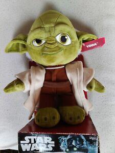 Yoda Plüsch-Figur Star Wars Yedi Joy Toy