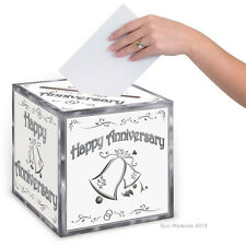 Party Anniversary Wedding Box Card Festive Occasions Decor Money Holder Hotel