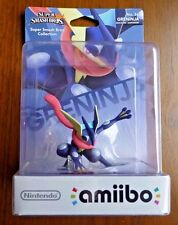 Greninja Amiibo Super Smash Bros Nintendo Switch Wii U 3DS *NEW*