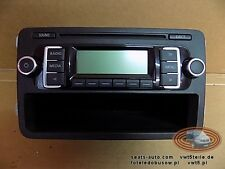 VW T5 GP TRANSPORTER RCD210 RADIO CD PLAYER 7E0035156 GENUINE