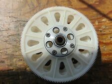 ALIGN TREX 500 MAIN & TAIL DRIVE GEARS 0.6M C/W ONE-WAY BEARING