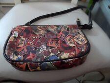 Sydney Love medium shoulder bag in Matchbook graphic pattern