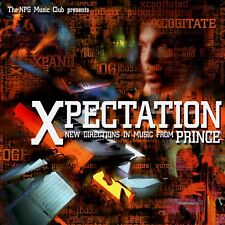 Prince Xpectation CD (Purple Rain Lovesexy Hitnrun)