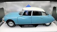 VÉHICULES-JOUETS AUTO échelle 1:18 CITROEN Citroën DS MOULÉ SOUS PRESSION
