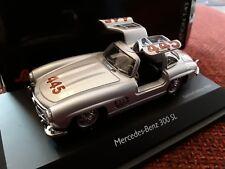 Mercedes-Benz 300 SL * Flügeltürer  * #445 Mille Miglia 1955 * 1:43 Schuco 02457