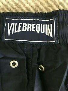 Vilebrequin Men's Swim Shorts Navy Large
