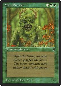 MTG NM Moss Monster - LEG Legends