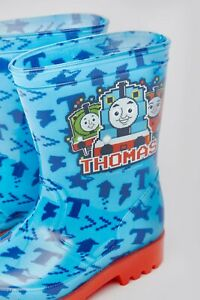 Boys kids Thomas welly wellies shoes