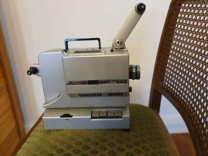 Noris super 8 projektor single 8 filmprojektor