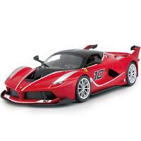 Bburago Burago 1:24 Ferrari FXXk Diecast Model Car Red Toy Gift Collection