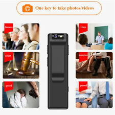 1080P Mini Body Camera Wireless Video Recorder Small Cam Sports Surveillance