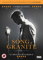Song of Granite DVD (2018) Michael O'Confhaola, Collins (DIR) cert U ***NEW***