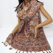 bufanda pañuelo mujer Classic Estilo Caliente Larga Oriente jamawar 200 x 70cm 2