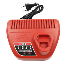 Replacement Milwaukee M12 Charger 10.8V-12V Lithium Battery Charger