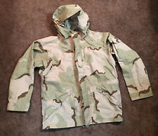 US Military ECWCS Cold Weather Desert Camouflage Parka Large Regular