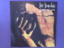 """Into Paradise - Burns My Skin (7"""" single) picture sleeve ENY 640"""