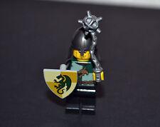 LEGO Castle Minifigure Green Dragon Foot Soldier w/ Ball & Chain