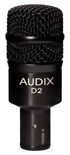 Audix D2 Dynamic Cable Professional Instrument Microphone NEW + FREE 2DAY SHIP!