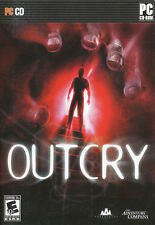 OUTCRY Out Cry Mystery Adventure PC Game XP & Vista NEW