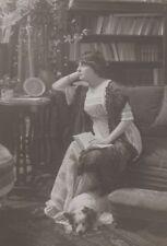 THÉÂTRE Mme Simone CASIMIR-PERRIER Photo Presse Originale 1913
