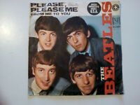 """The Beatles – Please Please Me / From Me To You - Disco Vinile 45 Giri 7"""" 1964"""