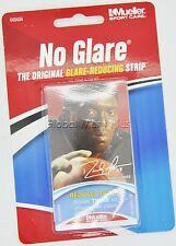 No Glare Sports Strips Reduces Suns Glare Football Baseball 36 Count Mueller