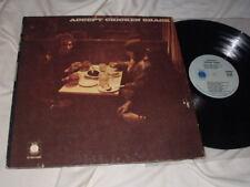 CHICKEN SHACK Accept Chicken Shack (1970) LP Psych Blue Horizon Blues Rock