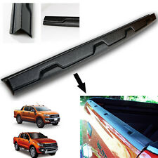 Genuine Back Rear Tailgate Cover Trim Abs Ford Ranger T6 Px Xlt Wildtrak Black