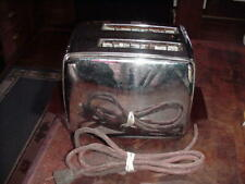 Toastmaster Toaster Model 1B16, Used, For Parts, 1950s Vintage