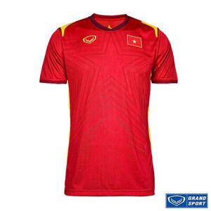 100% Authentic 2021 Vietnam Football Soccer National Team Jersey Shirt Red