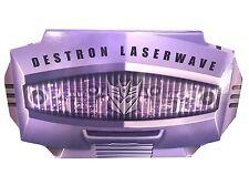 Transformers Masterpiece MP-29 Shockwave Laserwave Commemorative Medal COIN