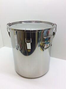VEVOR Stainless Steel Distiller Boiler Keg 50L / 13Gal