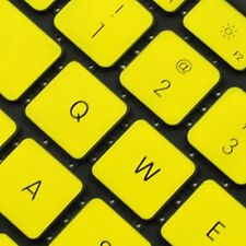 REDUCE OVERHEAT ! YELLOW Silicone Keyboard Cover for Macbook Pro 13