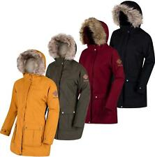 Regatta Schima II Ladies Parka Waterproof Insulated Jacket
