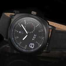 Hot Military Quartz Strap Sport Army Wrist Watch CURREN Mens Leather New Arrival