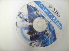 TreiberCD für MainBoard MSI 945GCM478 Treiber, Driver Utilities Windows-XP CD